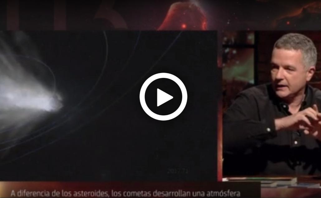 Cuarto Milenio 07/01/2018 - Jose Manuel Nieves